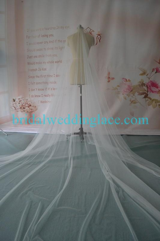 3441732c5c30d 300 cm   118 inches Super Wide Soft Tulle Quality Bridal Veil Tulle ...