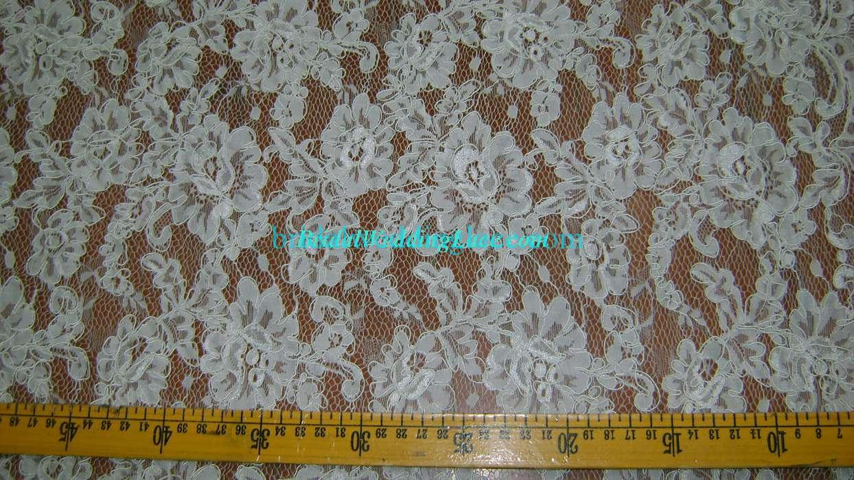 French lace upscale bridal lace quality wedding lace for Wedding dress lace fabric